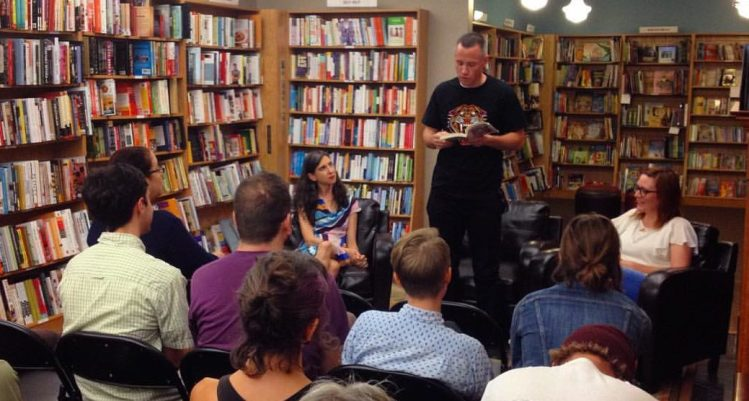 Logan by Verse: Poetry Readings and Open Mics in Logan Square for #NaPoMo