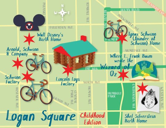 Stuff You Missed in History Class: Logan Square Childhood Edition