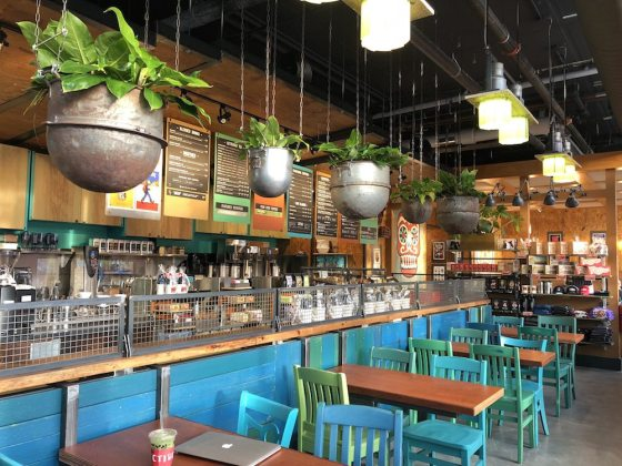 Colectivo Cafe Opens in Logan Square