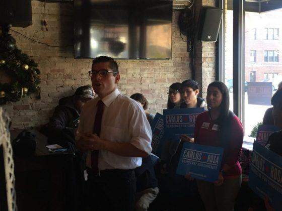 Logan Square's Ramirez-Rosa Sprints Toward Congress