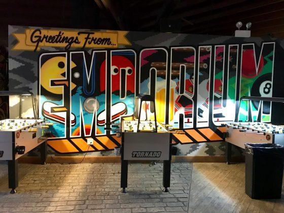 Logan Square Farmers Market Now Indoors at Emporium Arcade (PHOTOS)