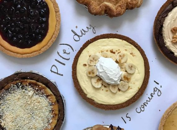 Best Places for Pie on Pi(e) Day Around Logan Square