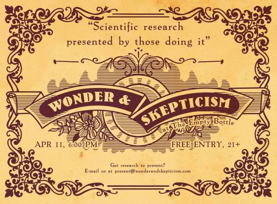 The Empty Bottle Presents: PBR Meets Science in Wonder and Skepticism