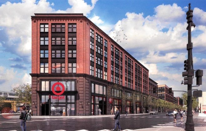 Target to Join Mega Mall Redevelopment