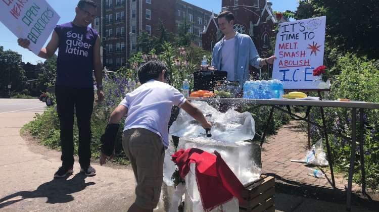 'Defense Committee' Stands Up for Logan Square Immigrants