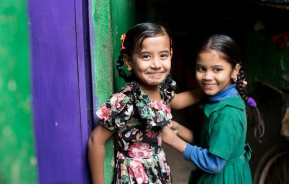 hopeful children