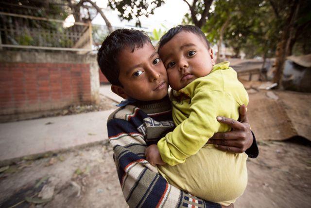 Bangladeshi kids