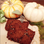 The Prophecy of Pumpkin Bread {and a recipe}