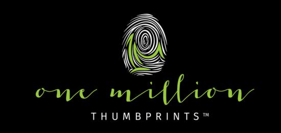 one million thumbprints