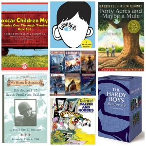 A Few Favorite Books for Little Boys