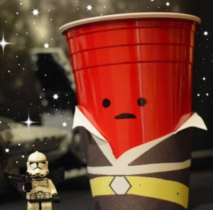 Hans Solo… the cup