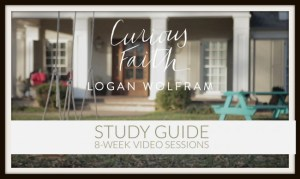 8 Weeks of Curious Faith Study Videos FREE!