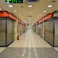 Mapping Gongbei's Underground Market, Zhuhai - 拱北地下广场, 珠海