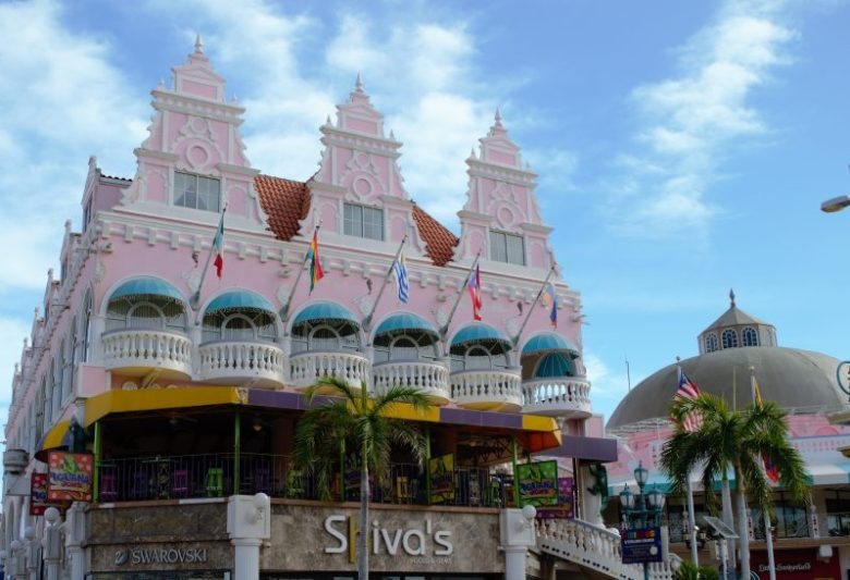 Royal Plaza Mall, Oranjestad Aruba