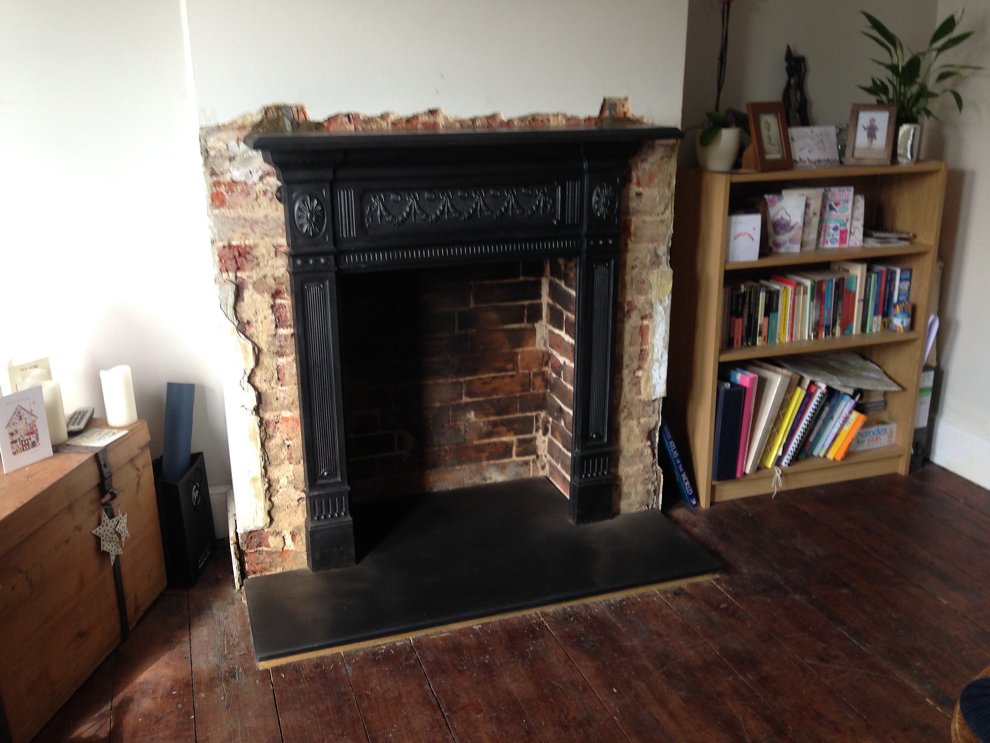 Cast Iron Fireplace Surround Archives Fire Bug Wood