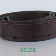Hand-Tooled Leather Belts 1 1/2″