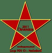 Beeldmerk Loge Pentagram