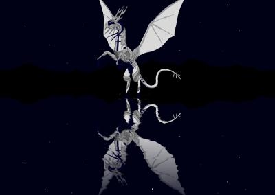 Fire Emblem Fates : Corrin en dragon