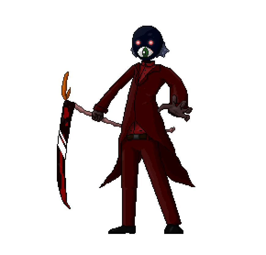 Pixel Redper