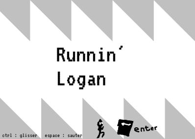 Runnin' You - Ecran Titre