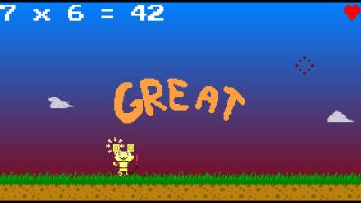 Capture d'écran 3 version Anglaise - Multiplie avec Monty