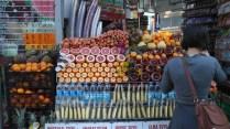 versgeperste fruitdrankjes