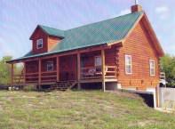 New Log Home #24