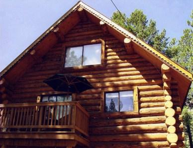 New Log Home # 27