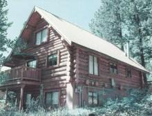 New Log Home #28