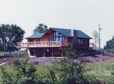 New Log Home #3