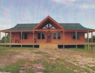 New Log Home # 30