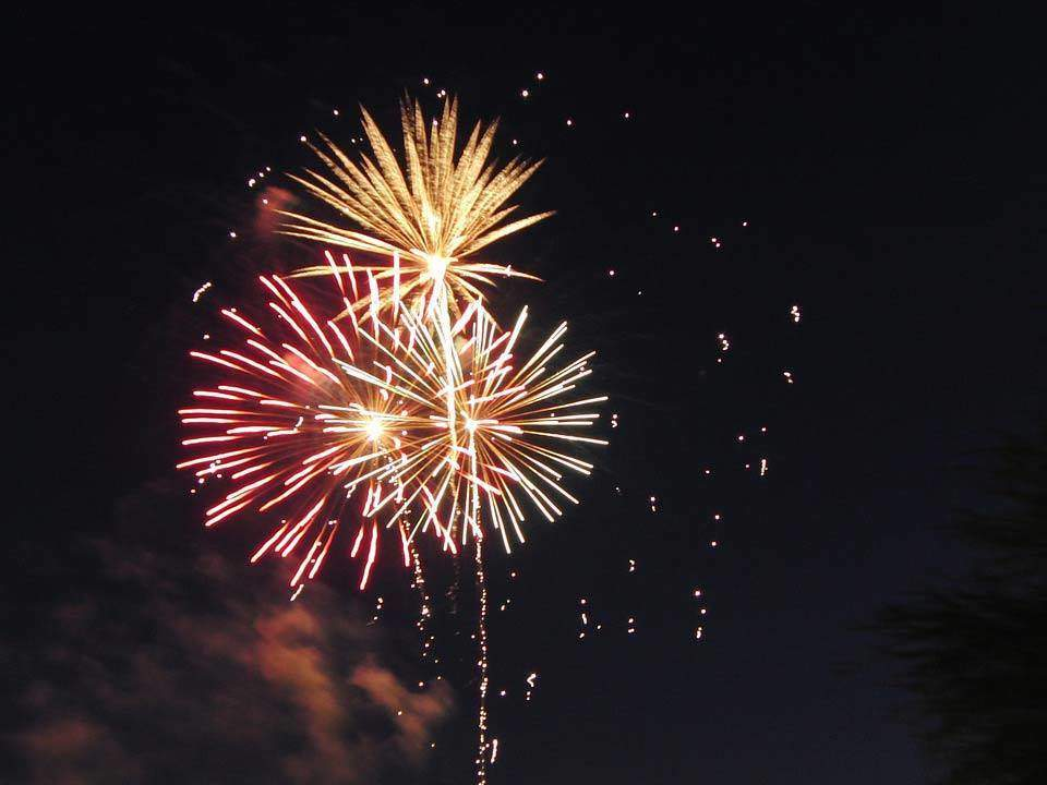 Best Firework Displays In The Cotswolds
