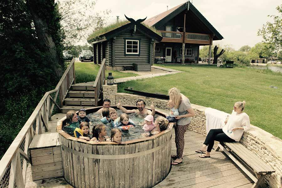 Family Holiday In The Cotswolds