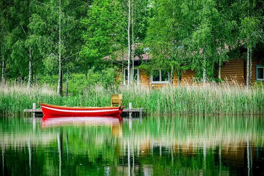 Lakeside Lodge Holiday