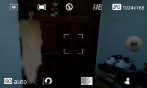 GhostCam Призраки среди нас. Скриншот программы №3