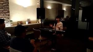 シンガーソングライター優月・ゆづカフェプチワンマン20171007