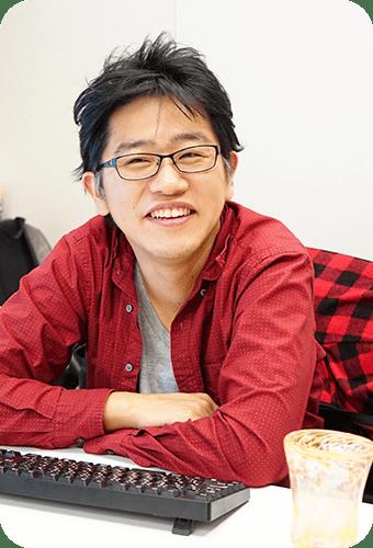 株式会社ロジカルビート・代表取締役 / 堂前 嘉樹