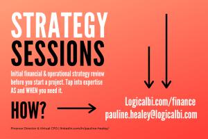 Strategy Session Logicalbi.com