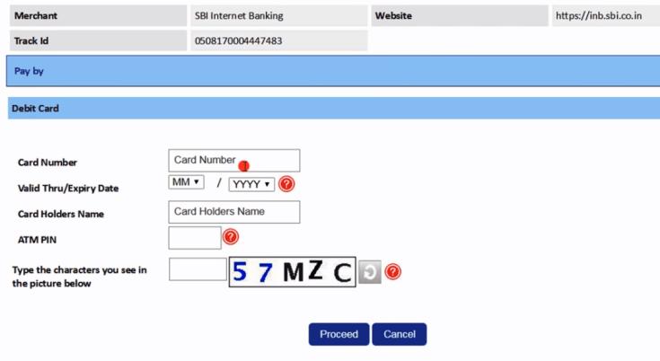 SBI Mobile Number Registration