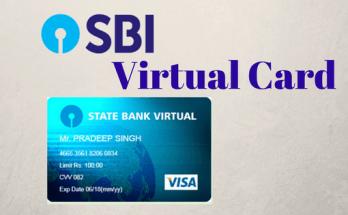 SBI Virtual Card Kaise Banaye