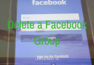 Facebook Group Delete Kaise Kare