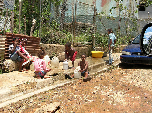 Water for Miches Project Brings Clean Water to a Small Village