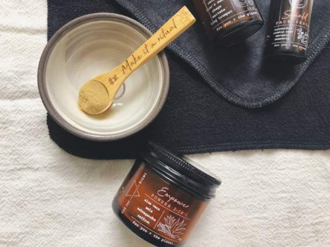 Skincare as Selfcare with For The Biome