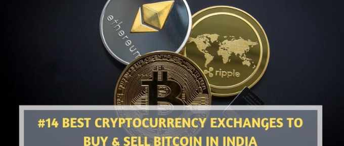 #14 Best Cryptocurrency Exchanges to buy & sell Bitcoin in India 2019