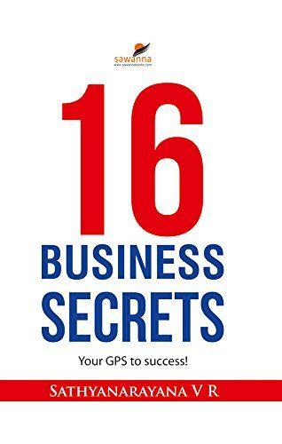 16 Business Secrets, books on how to do business in india