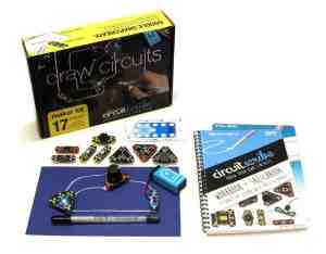 best circuit conductive ink pens - circuit-scribe-maker-kit