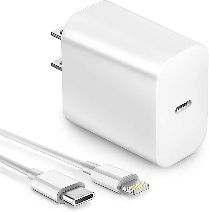 USB-C Lightning Charger Set – 3 Feet