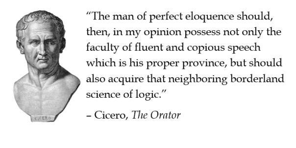 Cicero on logic