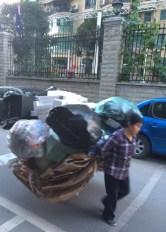 China worker