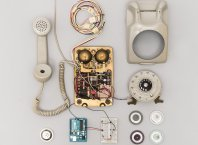 Danish Students Create A Rotary Phone That Dials Up The Internet